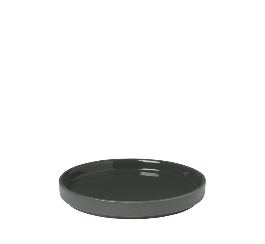 MIO plat bord / dessertbord 14 cm Agave Green, set/4 (63981)