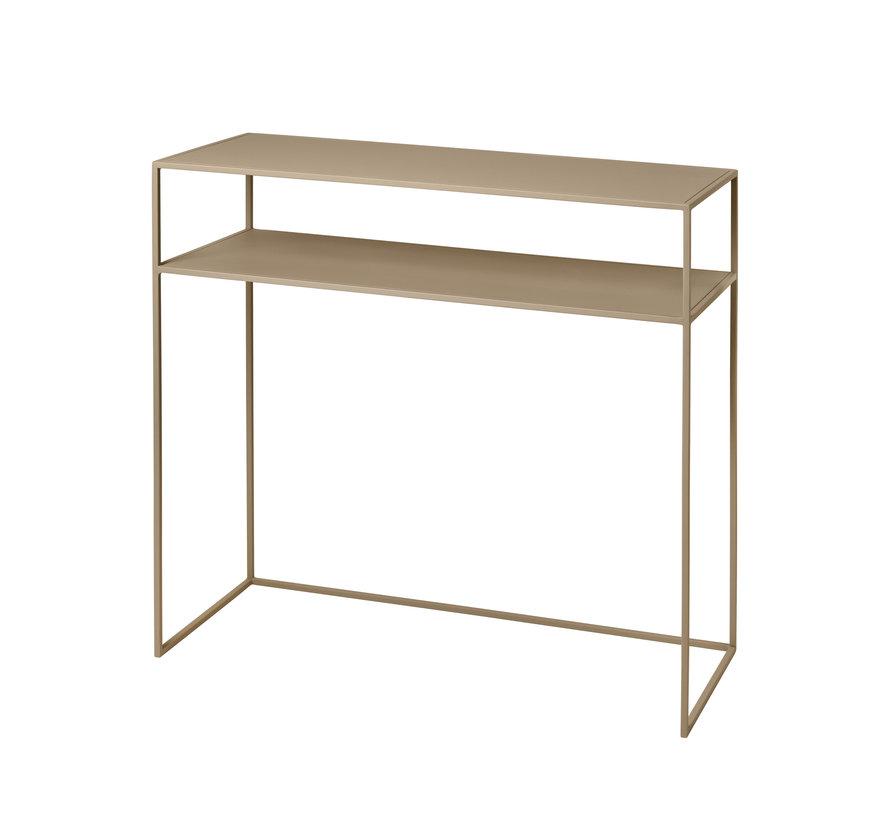 FERA konsolbord stålgrå (65988)