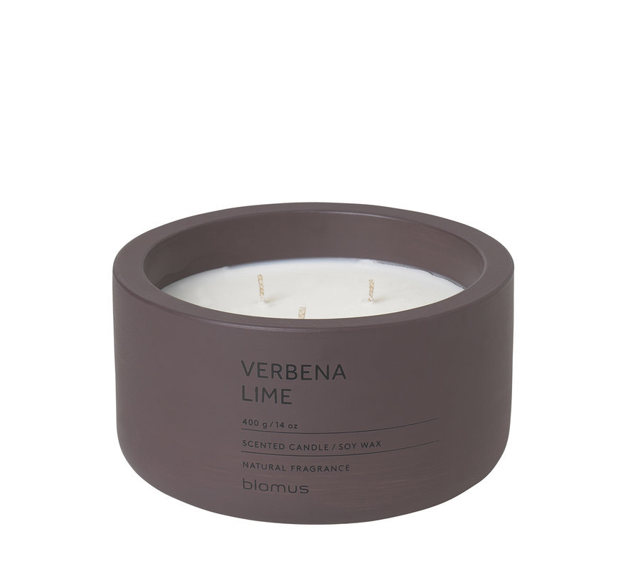 FRAGA scented candle Verbena Lime (400 grams) 65960