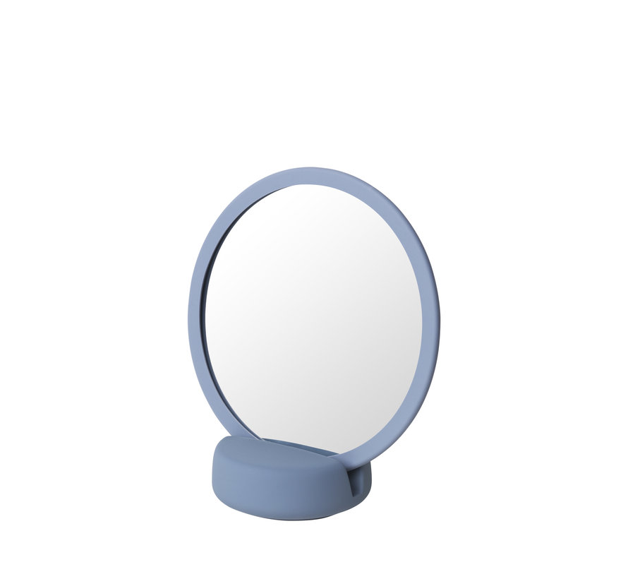 Kosmetisk spejl SONO Ashley Blue (69165)