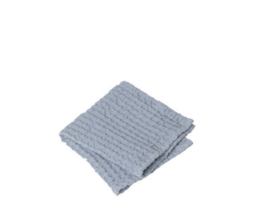 Blomus Gastendoek (set/2) CARO 30x30 cm Ashley Blue