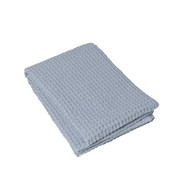 Blomus Bath towel CARO 70x140 cm Ashley Blue