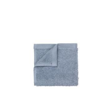 Blomus Toalla de invitados (set / 4) RIVA 30x30 cm Ashley Blue