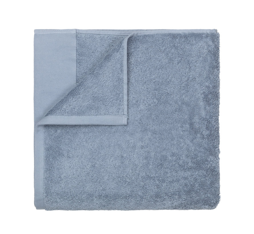 Badehåndklæde 70x140 cm RIVA farve Ashley Blue (69179)