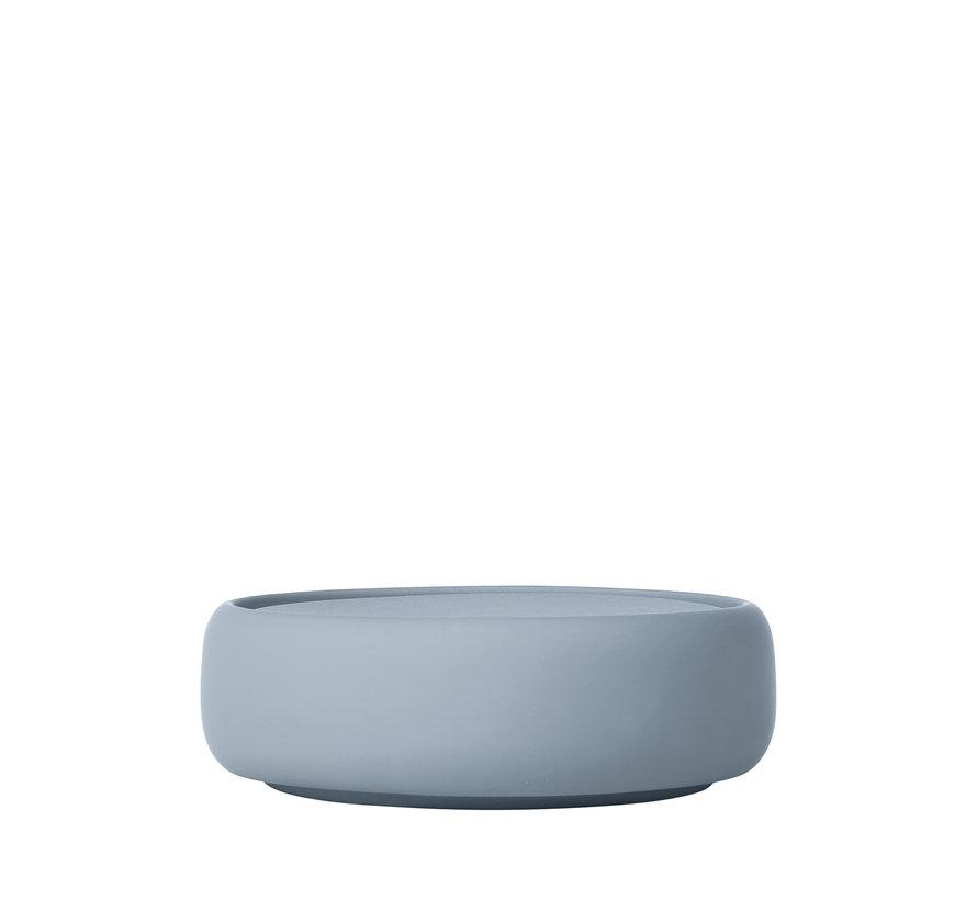 Opbevaringsboks / sæbeskål SONO Ashley Blue, blå (69177)