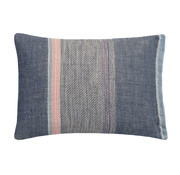 Vandyck PURE 35 Kissenbezug 40x55 cm Faded Denim-184 (Leinen)