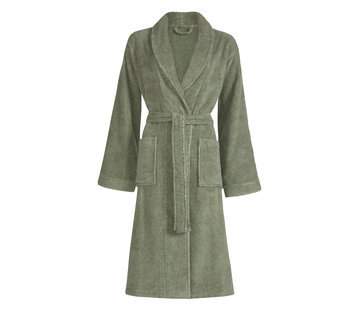Vandyck MICHIGAN Olive-113 bathrobe