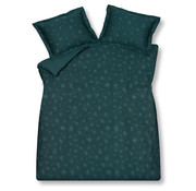 Vandyck Duvet cover FIERCE POWER Dark Green, 140x220 cm (satin cotton)