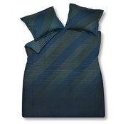 Vandyck Duvet cover SOURCE Vintage blue 140x220 cm (satin cotton)