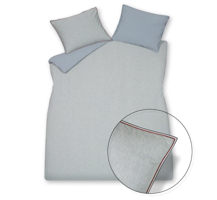 Duvet cover PURE 37 Faded Denim 140x220 cm (cotton / linen) PRSA19237