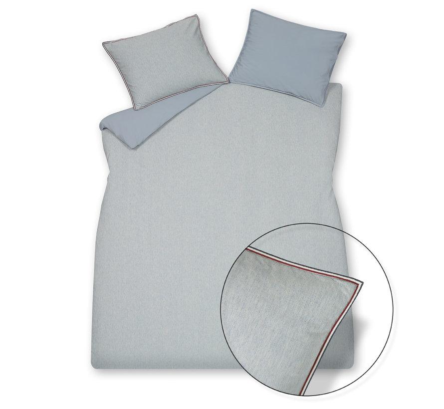 Duvet cover PURE 37 Faded Denim 240x220 cm (cotton / linen) PRSA19237