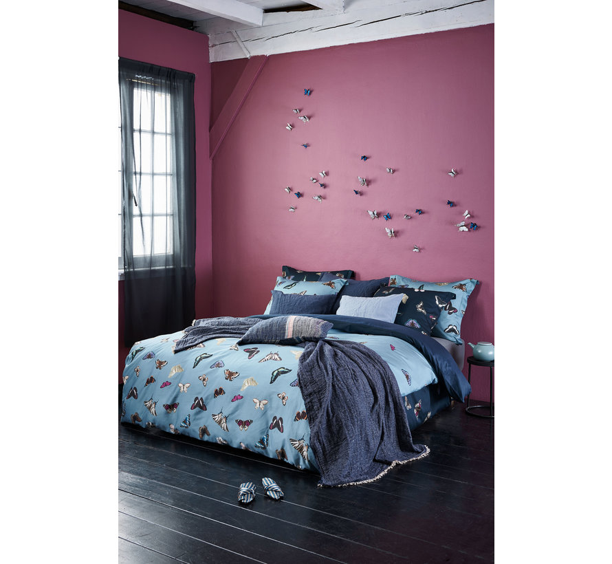 Dekbedovertrek ENCHANTING Faded Denim 240x220 cm (satijn) SAM219226