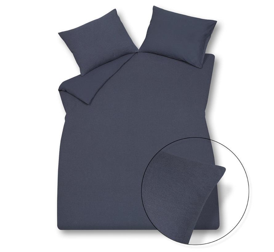 PURITY 79 Nightblue pillowcase 40x55 cm (linen / cotton) PUCO1679A