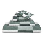 Vandyck BOSTON bath linen Earth Green-149