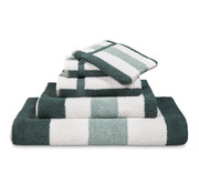 Vandyck VANCOUVER bathroom linen Earth Green-149
