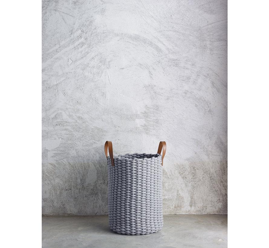 Vasketøjskurv RUDON Grå-92, grå (RUDLAS-92)