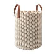 Aquanova Laundry basket RUDON Beige-15