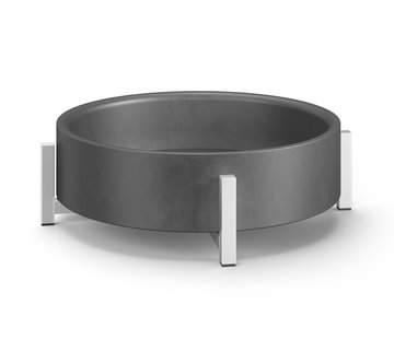 ZACK PERTO bowl (black)
