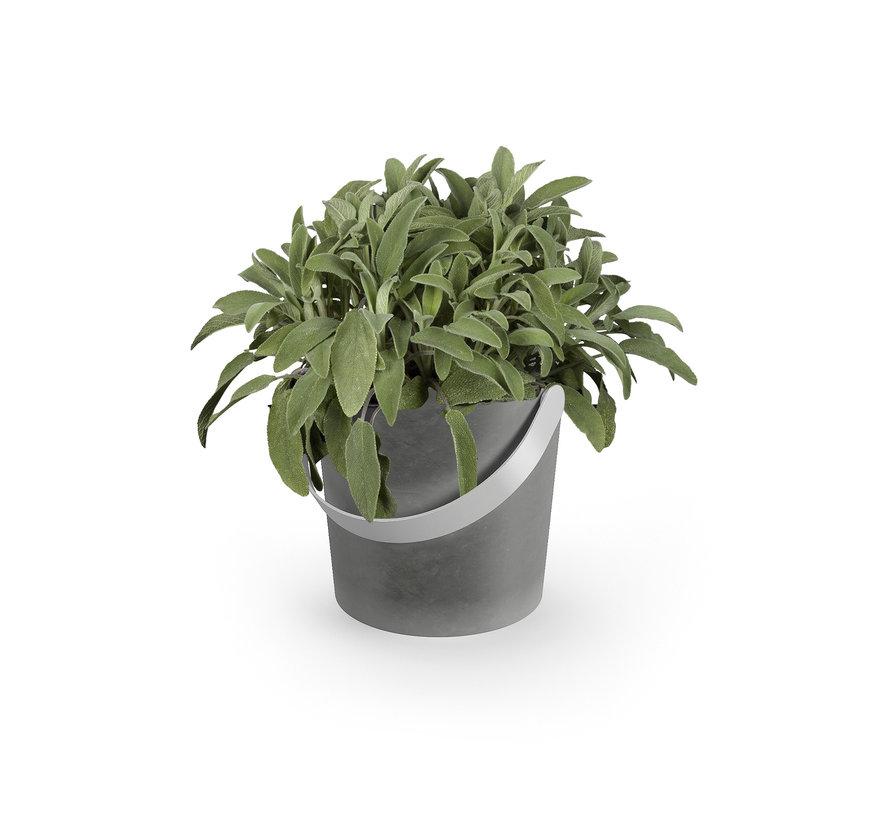 Jardinera TARDO 30630 (negra)