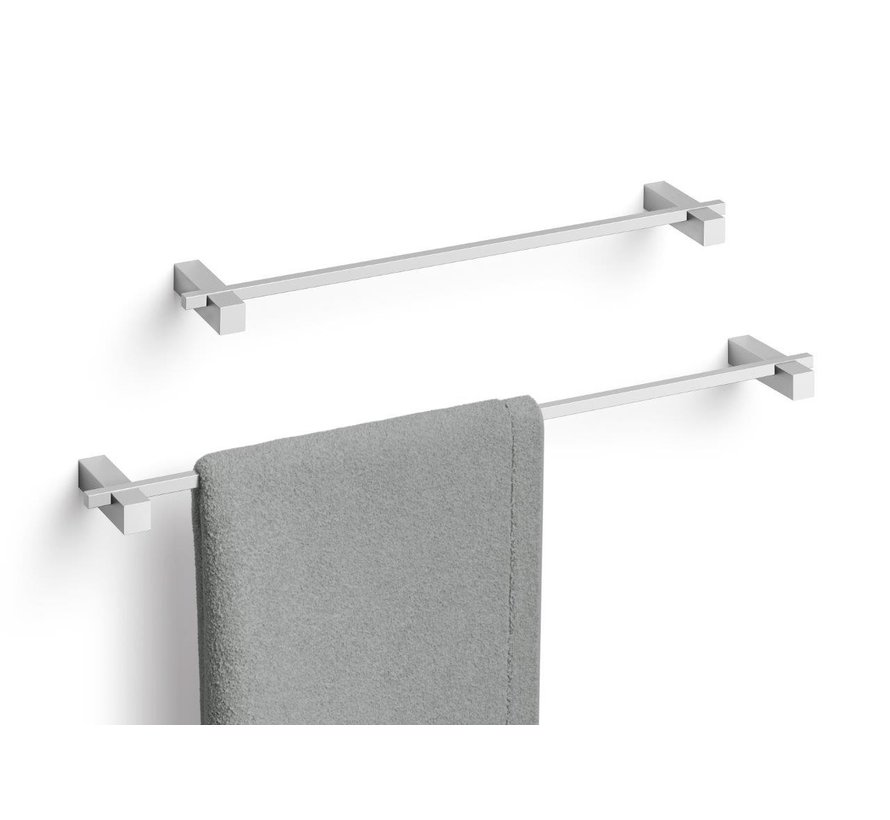CARVO håndklædeskinne 50,8 cm 40485 (mått)
