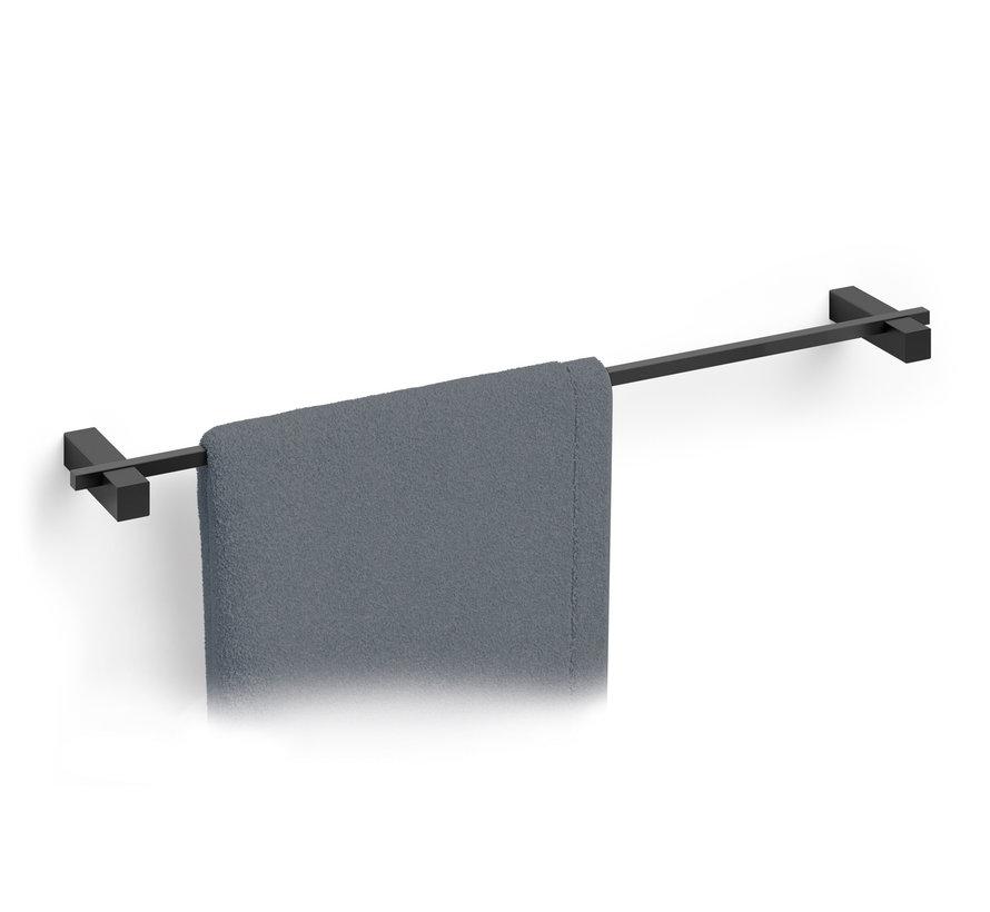 CARVO håndklædeskinne 65,8 cm 40502 (sort)