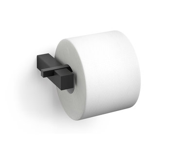 ZACK CARVO toiletrolhouder (zwart)