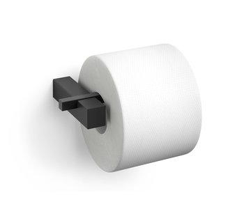 ZACK CARVO Toilettenpapierhalter (schwarz)