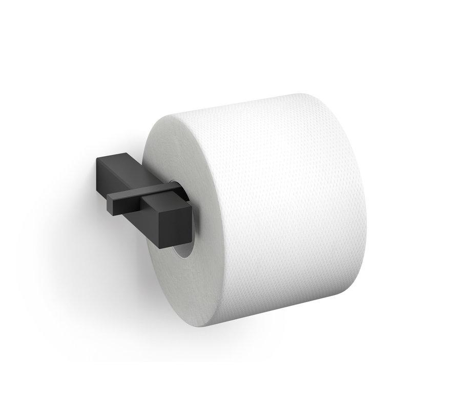 CARVO toiletrulleholder vægmonteret 40500 (sort)