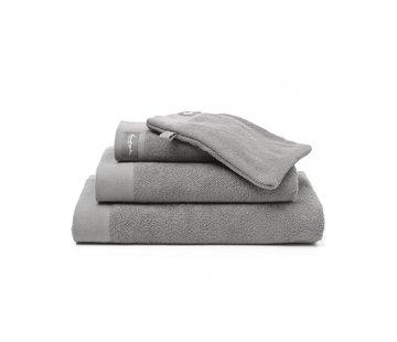 Vandyck Handdoek HOME Uni Mole Grey