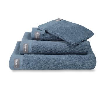 Vandyck Handdoek HOME Uni Vintage Blue