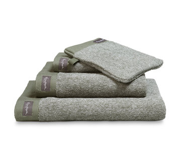 Vandyck Towel HOME Mouliné Olive