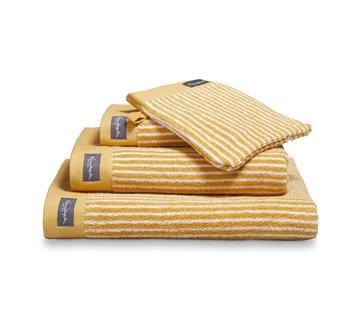 Vandyck Towel HOME Petit Ligne Honey Gold