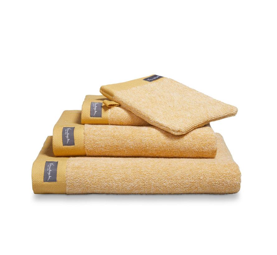 Towel HOME Mouliné color Honey Gold (BAKC18201)