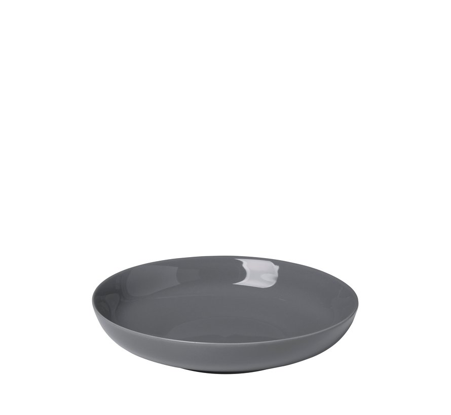 RO dyb plade 22 cm Sharkskin (64002) sæt / 4
