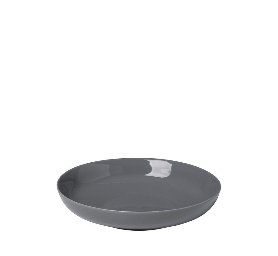 RO tiefe Platte 22 cm Haifischhaut (64002) gesetzt / 4