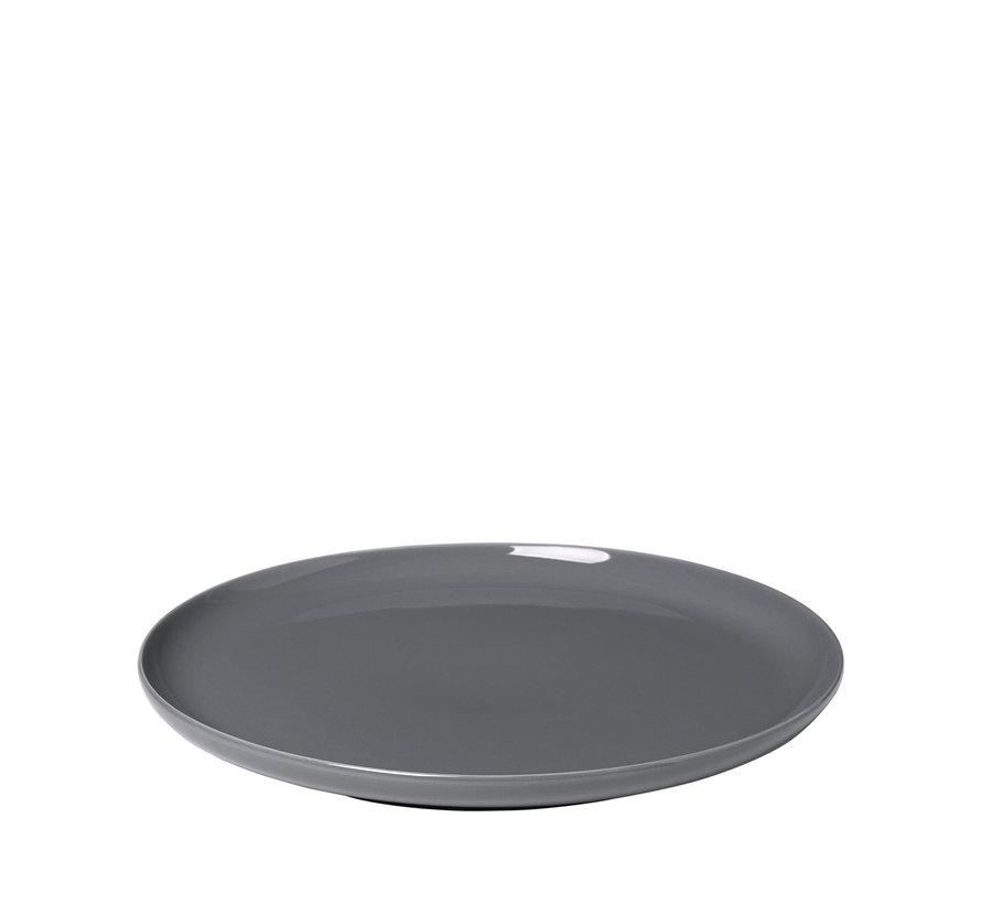 RO plat bord 27 cm Sharkskin (64001) set/4