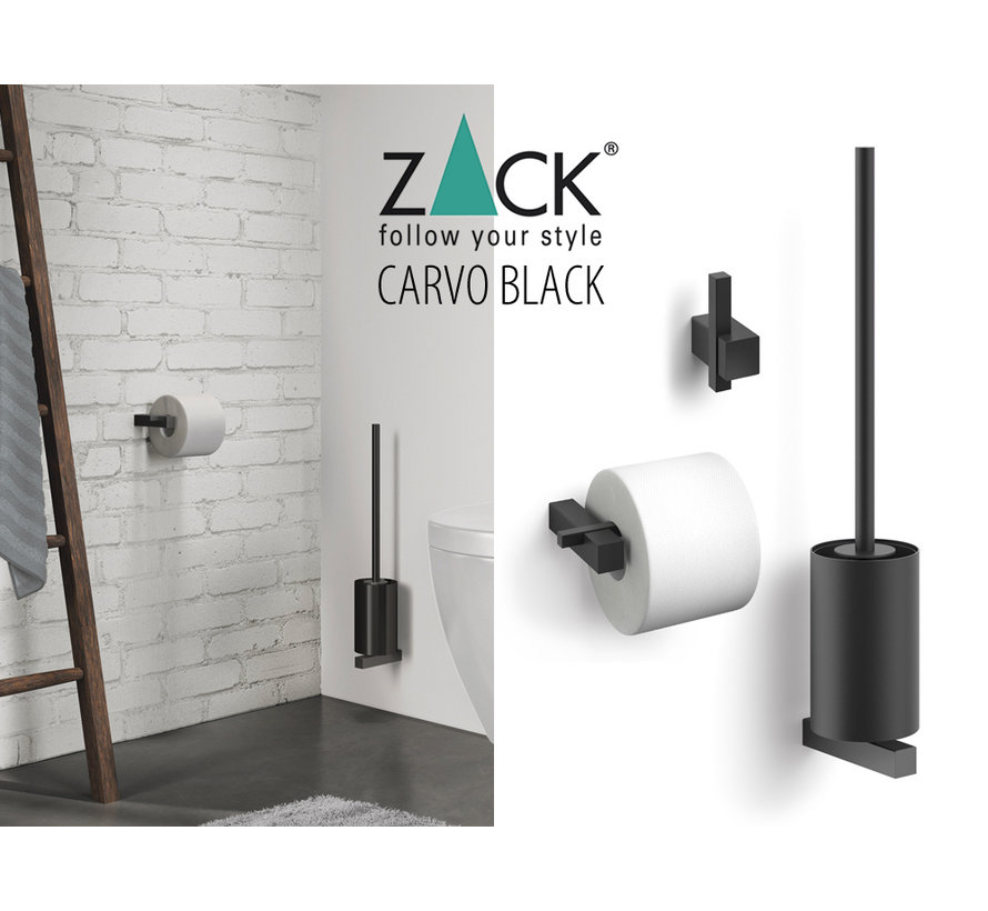 CARVO 3-delig basispakket (zwart)