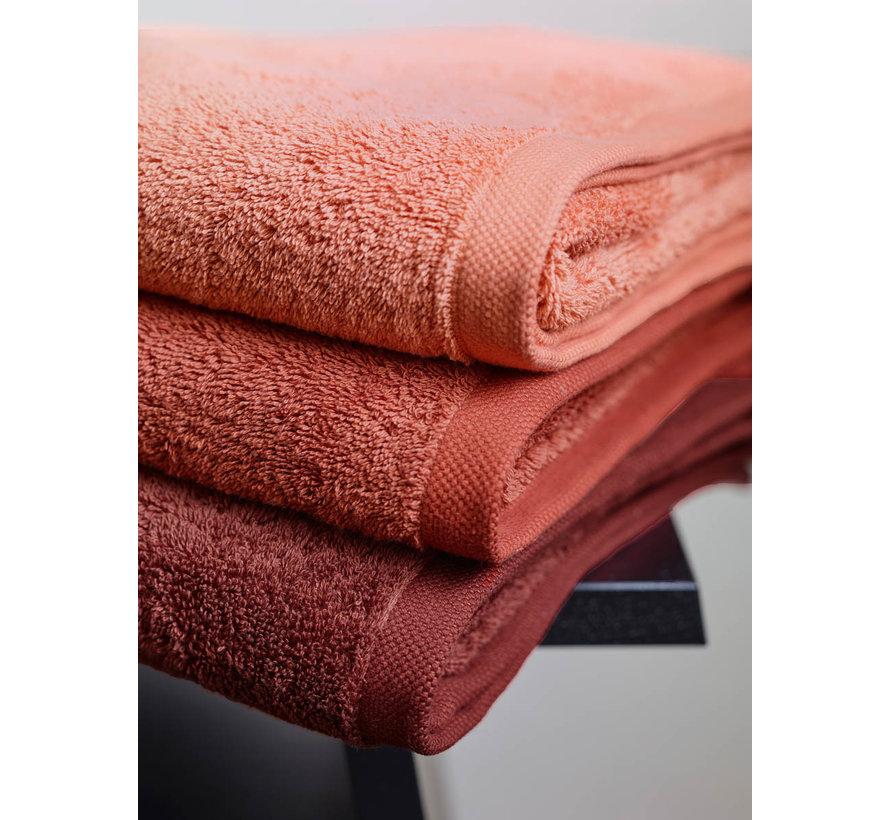 Textiles de baño LONDON color Caoba (LONTW-483)