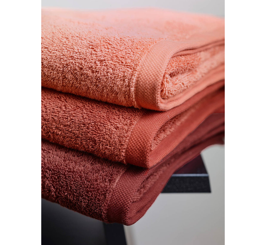 Textiles de baño LONDON color Brandy (LONTW-203)