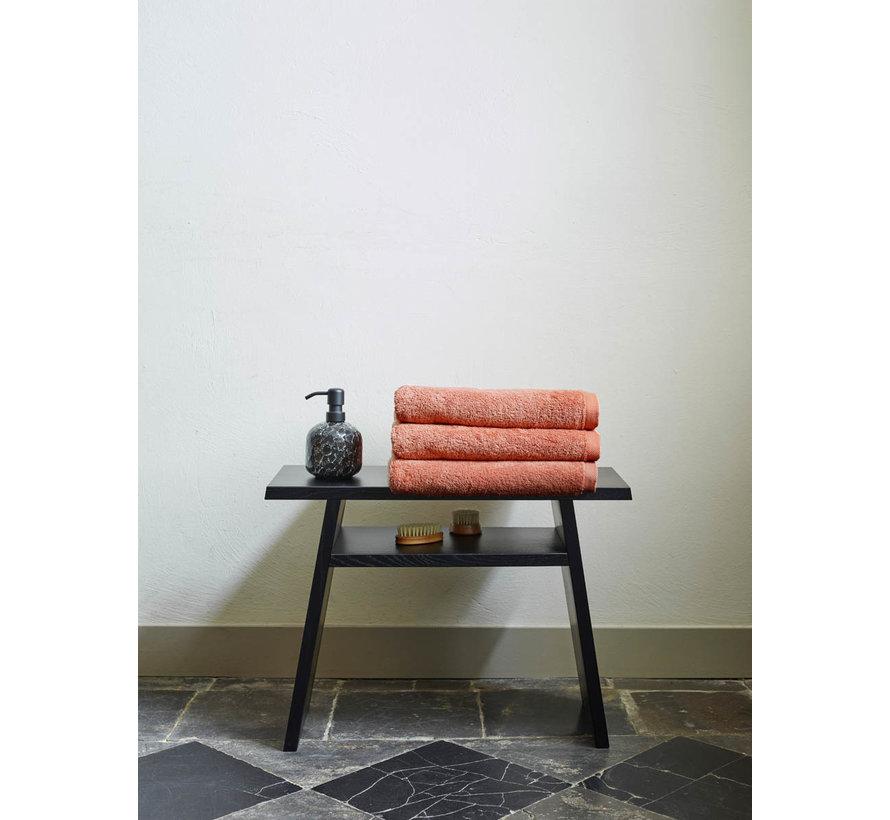 Badetekstiler LONDON-farve abrikos (LONTW-193)