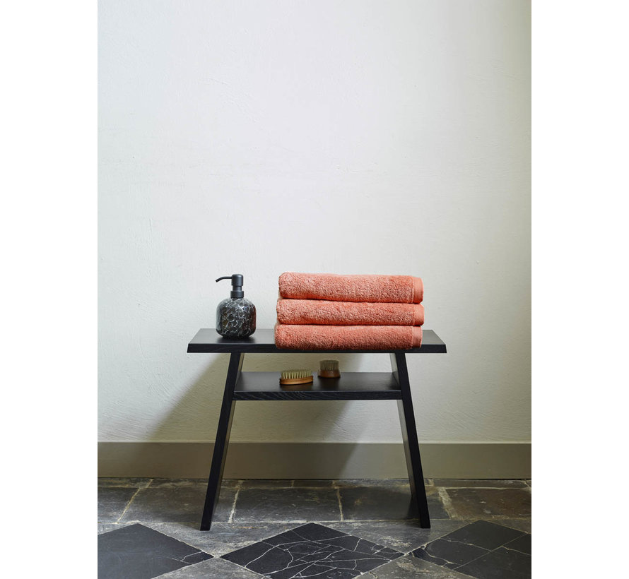Badtextilien LONDON Farbe Apricot (LONTW-193)