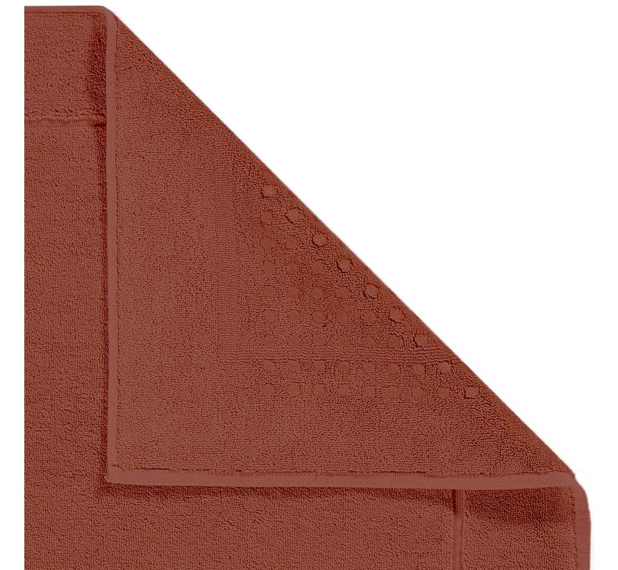 Badematte LONDON Farbe Brandy-203 (LONBM-203)