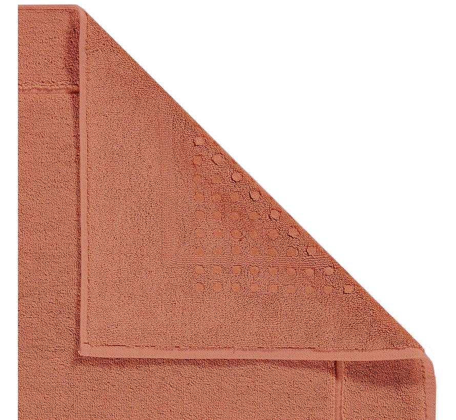 Badematte LONDON Farbe Brandy-203 (LONBM-203) - Copy