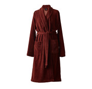 Aquanova Bathrobe EINAR Mahogany-483