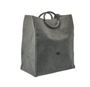 Aquanova Laundry basket JADA Silver Gray-95