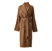 Aquanova Bathrobe OSLO Cinnamon-804