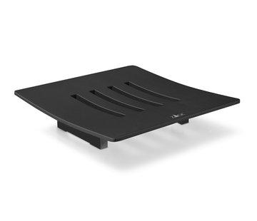 ZACK ABBACO zeepschaal (zwart)