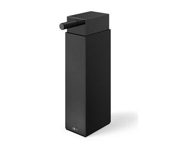ZACK Dispenser di sapone LINEA 190ml (nero)