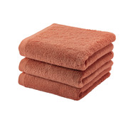 Aquanova LONDON towel color Apricot-193 (55x100cm) set / 3 pieces