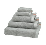 Aquanova Guest towel set / 6 OSLO color Smoke-928